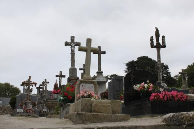 Cementerio de Locronan